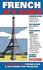 French At a Glance, Barron's Educational Series