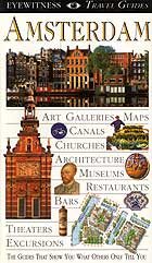 Amsterdam (Eyewitness Travel Guides) (Paperback) by DK Publishing