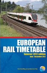 European Rail Timetable Summer 2012 Thomas Cook