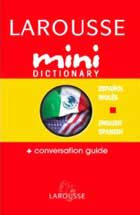 Spanish/English English/Spanish Larousse Mini Dictionary