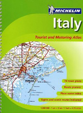 Michelin Atlas Italy