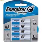 Energizer - AA Lithium Batteries - 4 Pack