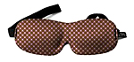 Bucky Shades Sleep Mask With Earplugs