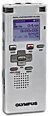 Olympus WS-400 S Digital Recorder (White)
