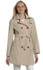 London Fog Women's Single-Breasted Coat